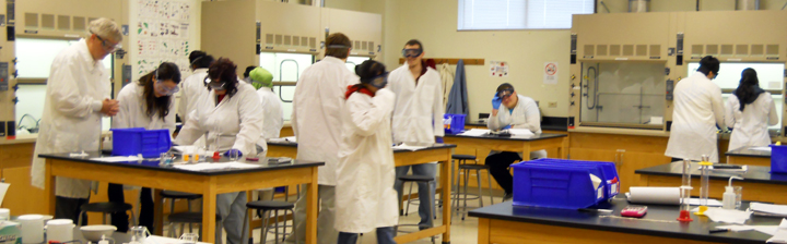General Chemistry Class