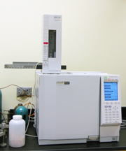 Shimadzu GC2010AF GC with Autosampler and FID detector