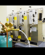VAC Solvent Purification System (ether, THF, DMF)